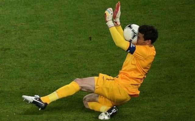 Never Bet on Soccer Underdog