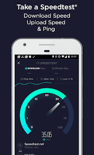 Speedtest.net Premium v4.5.7 MOD APK + Lite (Unlocked)