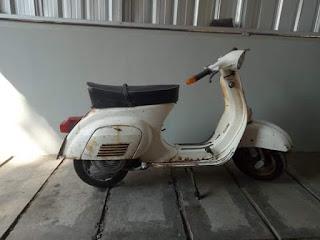 Jual Vespa Klasik Smallframe 50s