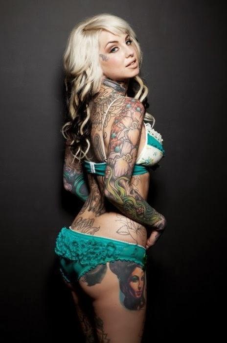 sexy hot woman tatoos