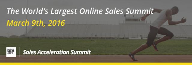 Online Sales Summit Mike Bosworth