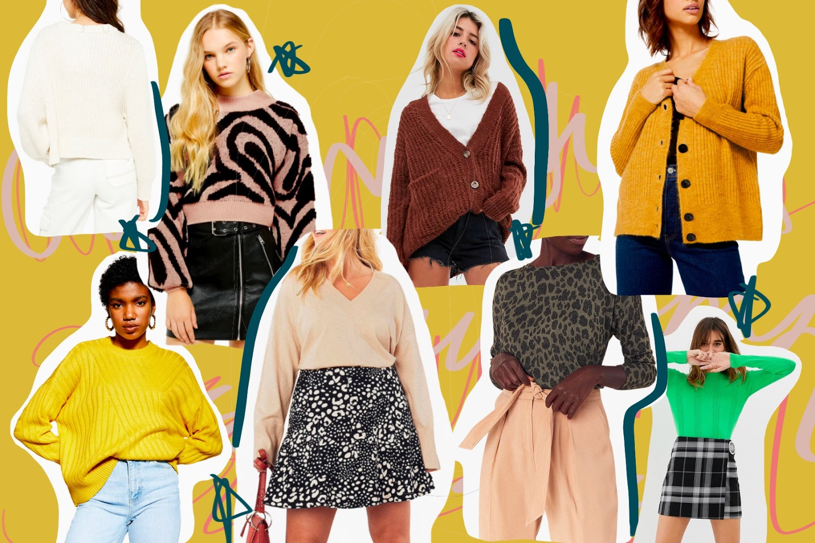 The High Street Guides: Autumn Knits