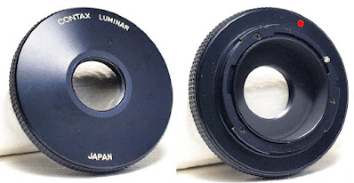 Contax Luminar Adapter