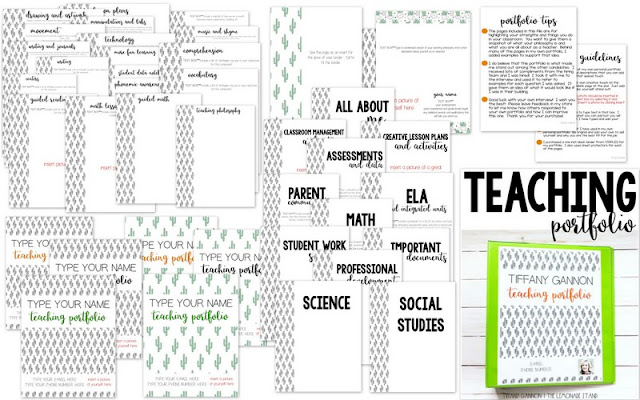 teacher-portfolio-for-interviews
