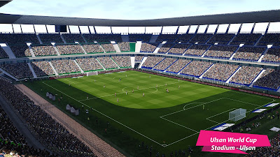 PES 2021 Ulsan Munsu Football Stadium