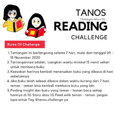 tantangan membaca