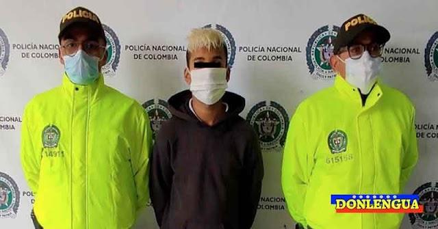 Otro Venezolano detenido por Homicidio en Bogotá