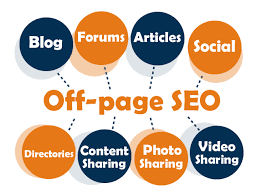 Off page Seo what is off page seo