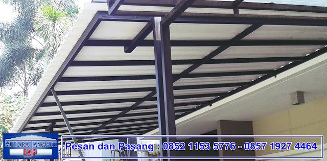 Harga Atap Spandek Terbaik Ber-Garansi Indonesia 2019