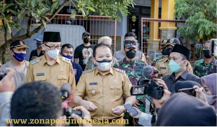 Terapkan Pemberlakuan PPKM Darurat, Pemkab Jember Salurkan 100 Ton Beras