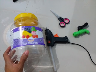 daur ulang toples bekas
