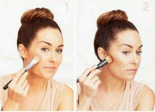 Cara Memakai Blush On Sesuai Bentuk Wajah