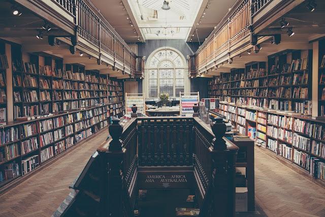 gambar Perpustakaan