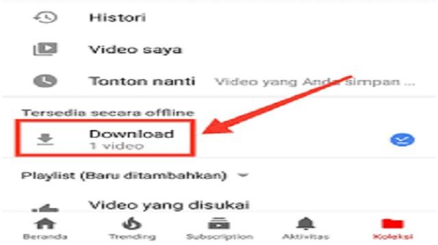 Cara Menggunakan Youtube tanpa Kuota