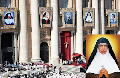Mariam Thresia as Saint, Declared Saint By Pope Francis