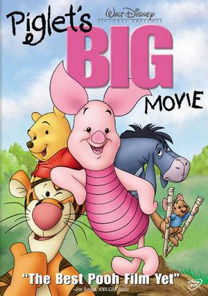 La gran película de Piglet (2003) [DVDrip] [Latino] [Animación]
