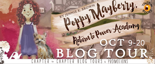 Poppy Mayberry Blog Tour