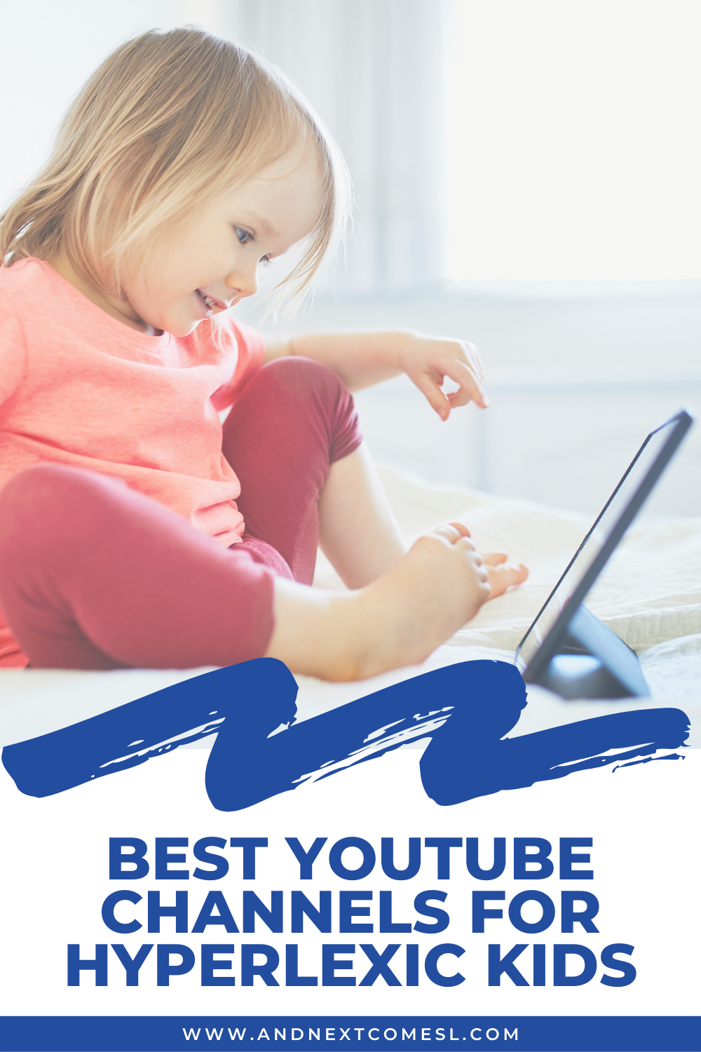 The best YouTube channels for kids with hyperlexia