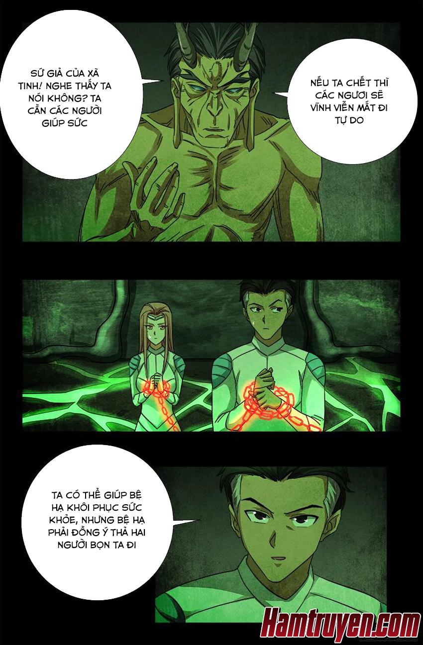 Huyết Ma Nhân chap 354 - Trang 16