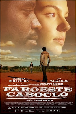 Capa do Filme Faroeste Caboclo