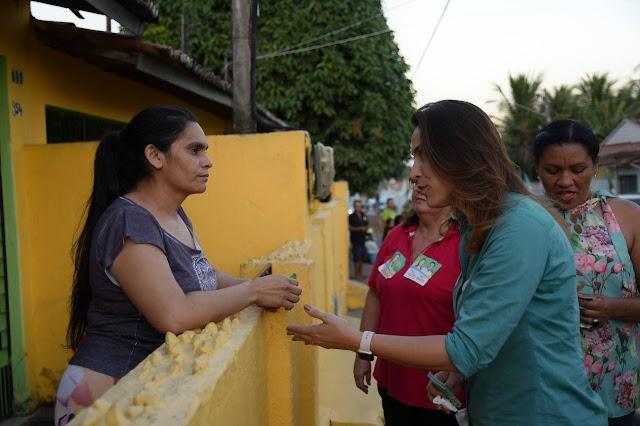 Deputada Érika Amorim requer inclusão de Pentecoste e Apuiarés no Programa CNH Popular
