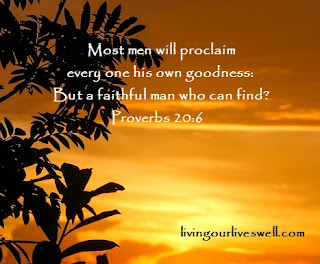 Proverbs 20:6