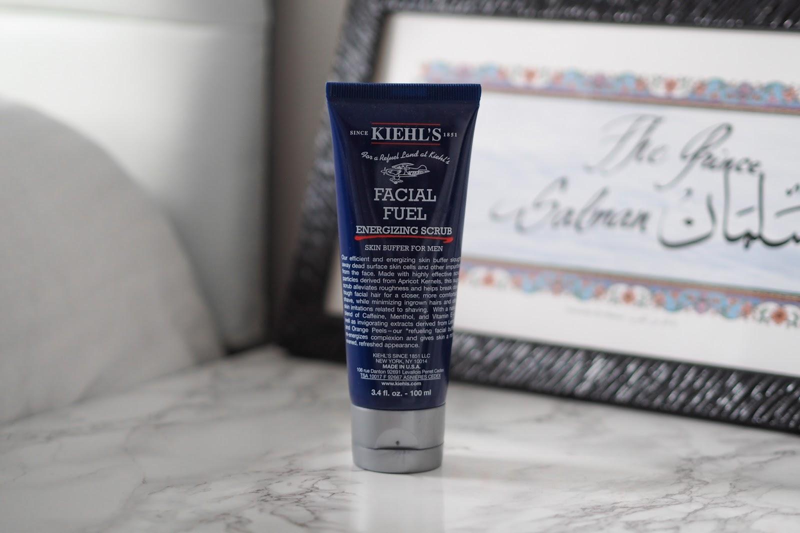 Kiehl's Facial Fuel Face Scrub