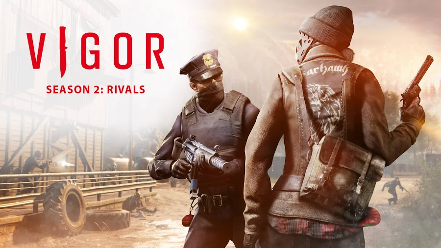 vigor update 3.0 rivals battle pass outlanders april 2020 xbox one bohemia interactive free-to-play multiplayer looter shooter game