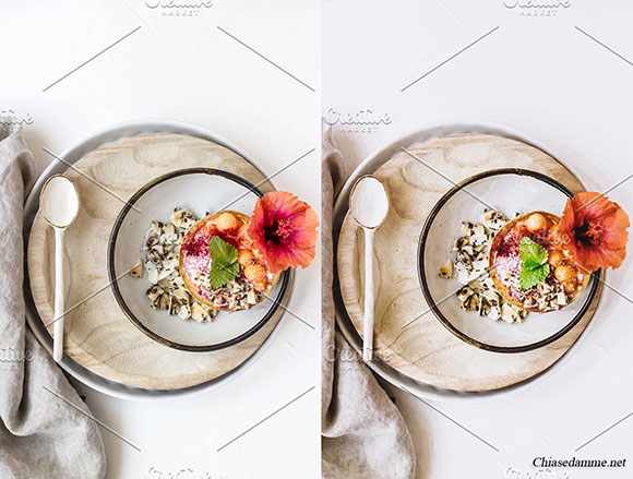Ảnh minh họa 14 Presets Lightroom Food(Mobile/Desktop)