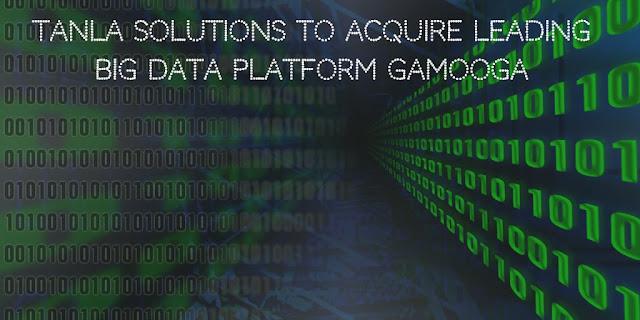 Tanla to acquire Big Data and AI-driven Marketing Automation Platform, Gamooga