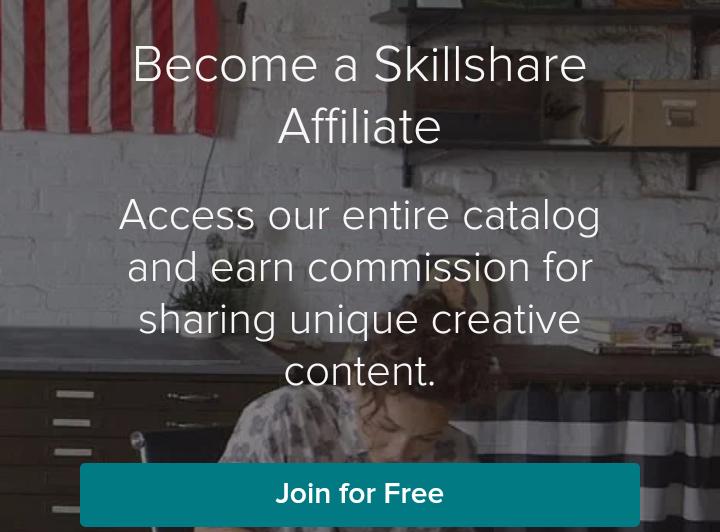 Skillshare Affiliate Program Review | Make Money Online Blog