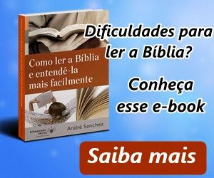 como ler a bíblia evangelica corretamente