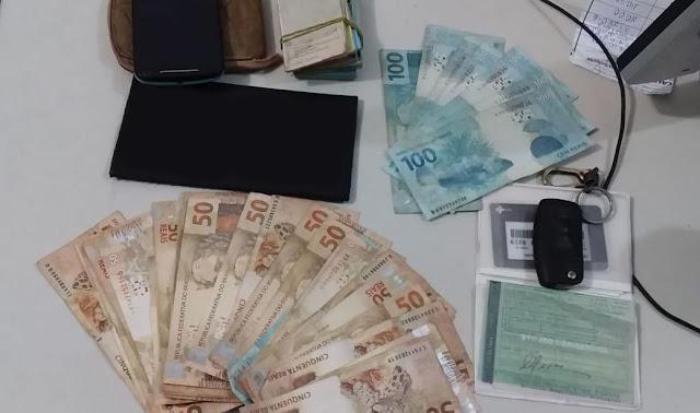 Presos homens que aplicavam golpe em agência bancária de Aracaju