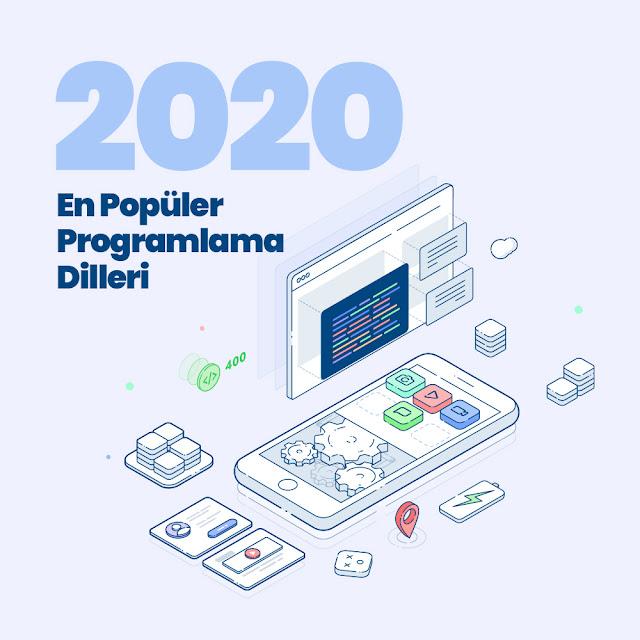 2020 Programlama Dilleri