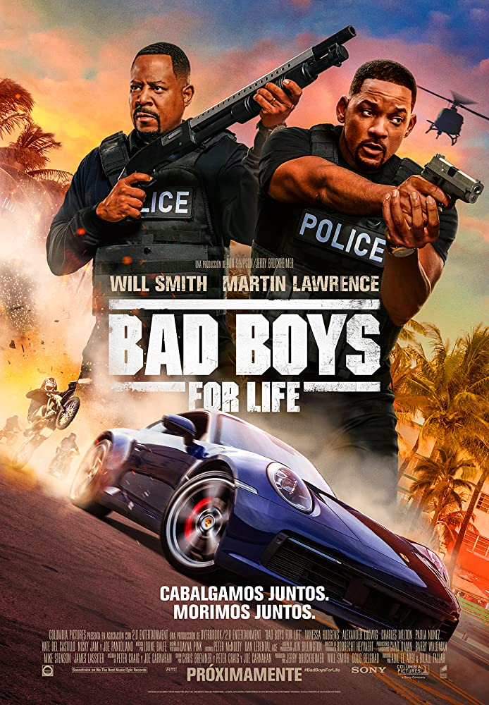 Nonton Download Film Bad Boys for Life (2020) Full Movie Sub Indo