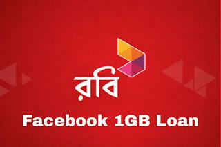Robi Facebook MB Load