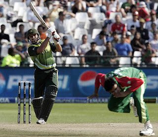 Pakistan vs Bangladesh 23rd Match ICC World T20 2007 Highlights