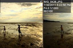Pilih RAW atau JPEG/JPG