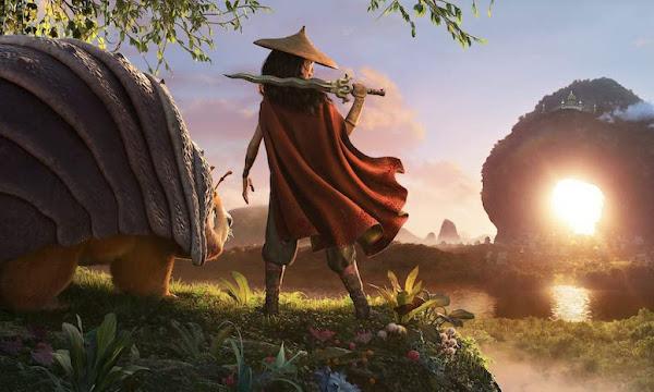 Escritor de 'Raya e o Último Dragão' revela a principal mensagem do filme