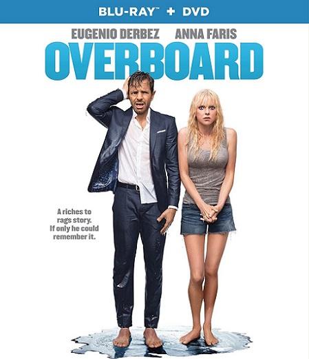 Overboard (¡Hombre al agua!) (2018) 720p y 1080p BDRip mkv Dual Audio AC3 5.1 ch