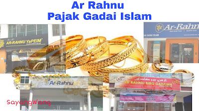 Ar Rahnu Pajak Gadai Islam