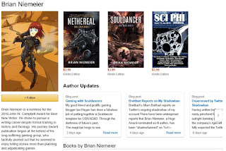 Brian Niemeier Amazon Profile
