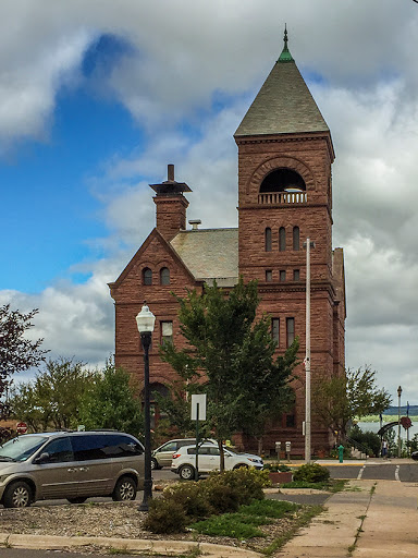 City Hall Building at Pearson Plaza in Ashland WI