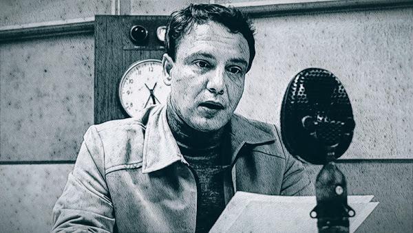Vladimir Bukovski 1978