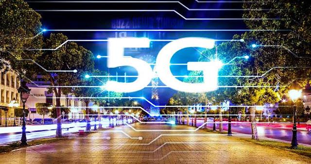 تونس انترنت الجيل الخامس G 5