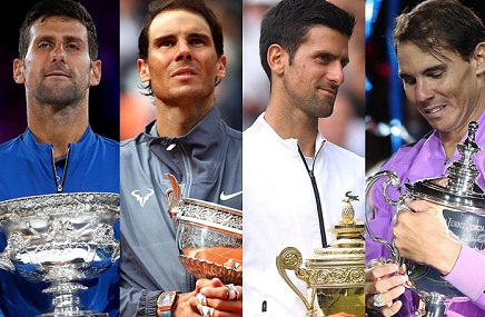 Tennis Grand Slam 2019 tournaments champions: All winners list.