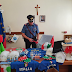 Modugno (Ba). Controlli bancarelle non autorizzate, multe e sequestri dei carabinieri.