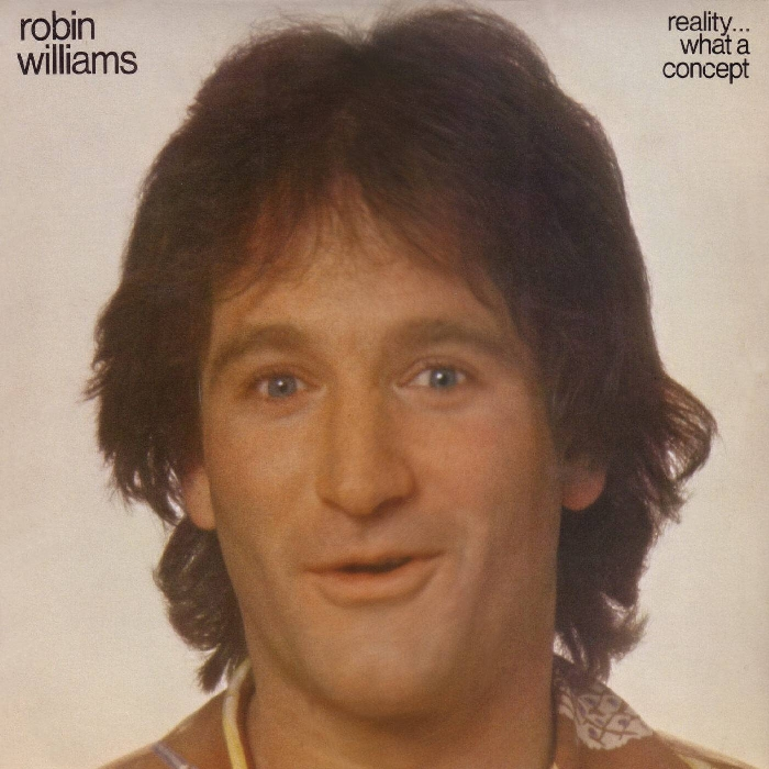 robin williams reality what a concept album