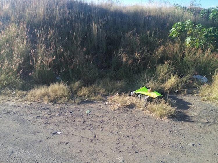 """En sangrienta disputa por """"La Plaza"""" el CJNG deja descuartizado en carretera de Guanajuato"""
