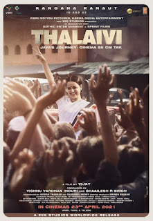 Thalaivi First Look Poster 4
